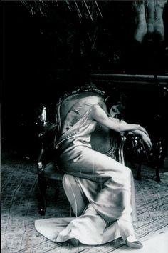 beautiful gesture, deborah turbeville image
