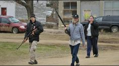 What Is The Second Amendment Coming To When North Dakota Nazi Guy Can't Even Terrorize His Neighbors With Guns?