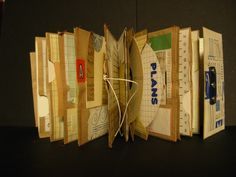 Inside Pages, Paper Bag Book. Gaye Medbury