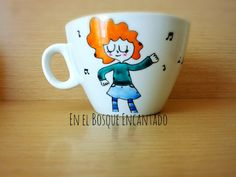 Taza I love music