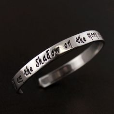 Nightmare Before Christmas Bracelet  I Am the by SpiffingJewelry, $20.00