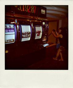 Giant slot machine las vegas