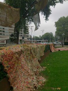 El Anatsui - August Rodin @ ArtZuid Amsterdam