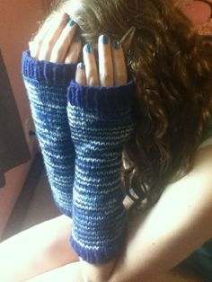 Warm yourself with these Amazing Arm Warmers Knitted Arm Warmers/Fingerless Gloves