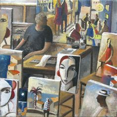pintor-a-l'estudi-30-x-30-cm