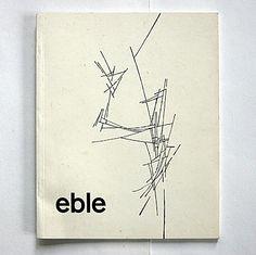 kunsthalle basel, 1960 printer: benno schwabe & co., basel designer: armin hofmann (cover)