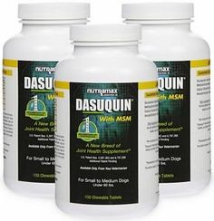 Dasuquin for Small/Medium Dogs under 60 lbs. with MSM 450 Chewable Tabs Dog Ages, Pet Supplements, Coffee Store, Medium Dogs, Pet Store, Dog Treats, Your Dog, Pets, Health