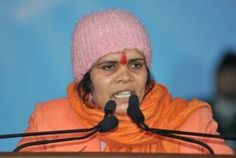 "BJP pioneer Sadhvi Prachi called for blacklist motion pictures by the Khans of Bollywood as ""their movies are spreading a society brutality"" and exhorted adolescents not to venerate (copy) them."