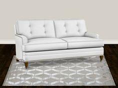 Lee Jofa Workroom Sofa,  Select Width, Depth, Arm, Back, Leg or Skirt Options from Lee Jofa Workroom Worksheet. $3294