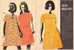 1967 McCalls Pattern Brochure