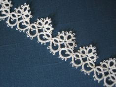 Tatted Lace Edging by TattedIntricacy on Etsy