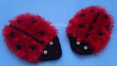 Uğur Böceği Kese Lif Açıklamalı & ladybug washcloth:  http://www.marifetane.com/2014/02/ugur-bocegi-kese-lif-acklamal-ladybug.html