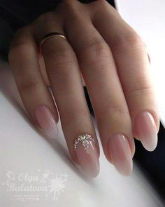 30+ Wedding Nail Art For Brides Ideas - Kornelia Beauty