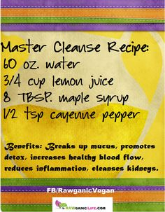 Lemonade diet master cleanse preparations http lemonade diet master cleanse preparations httpsuperdetoxdietlemonade diet master cleanse preparations detox juicing raw pinterest malvernweather Images