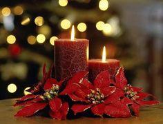 Ya hay abiertos unos cuantos temas sobre la Navidad....pero se me a ocurrido abrir uno que trate sobre los centros de mesa o simplemente centro navideños, para