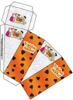 Caixa Fatia Os Flintstones:
