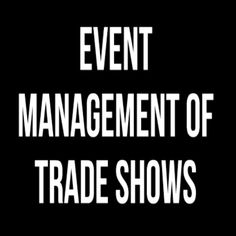 Event Management Of Trade Shows http://eventmanagement.com/events/trade-shows/ To read the article, go to our Facebook Page/Brandon Freeman Entertainment *********************************************** #brandonfreeman #seniorcenterentertainers #seniorcentermagicians #seniorcenterspecialist #rosedale #maryland #squeakycleanmagic #motherapprovedmagicians #comedymagic #birthdayparties #barmitzvahsmagician #batmitzvahsmagician #comedymagicentertainers #baltimoremagicians #magicians #entertainers…