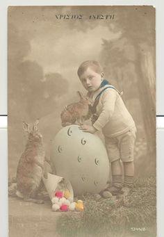 Greek Easter, Decoupage, Printables, Reading, Fun, Print Templates, Reading Books, Hilarious