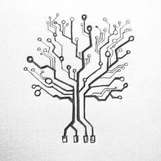 circuits tattoo - Buscar con Google