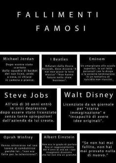 Fallimenti famosi