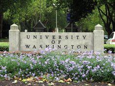 Former UW sign.