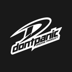 DontPanic Logo #logo #design