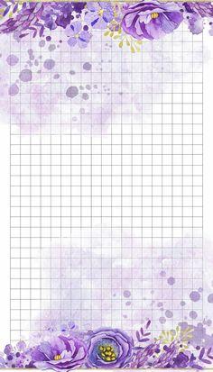 Grid Wallpaper, Flower Wallpaper, Pattern Wallpaper, Iphone Wallpaper, Free Printable Stationery, Printable Paper, Logo Online Shop, Graph Paper, Stationery Paper