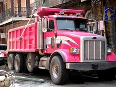 beautiful dump trucks