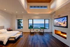 AECCafe.com - ArchShowcase - MariSol Malibu Beach House in California by Berkus Design Studio