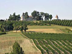 Chateau de Scandaillac, renaissance chateau
