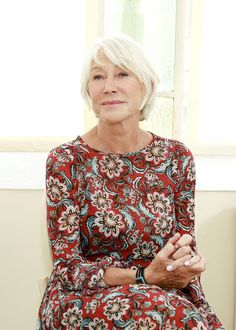 "#HelenMirren Helen Mirren - ""The Leisure Seeker"" Press Conference at the Venice Festival 09/03/2017 