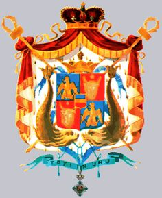 United Principalities of Romania,Coat of arms, Double Header, Coat Of Arms, Romania, The Unit, Christmas Ornaments, Headers, Holiday Decor, Fictional Characters, Image