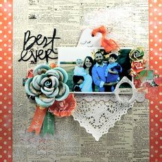 Best Ever ~ January My Creative Scrapbook Limited Kit featuring Kaisercraft's Tropical Punch paper http://www.scrapbook.com/gallery/image/layout/5262349.html#fM6wWo6vYLCW2VSl.99