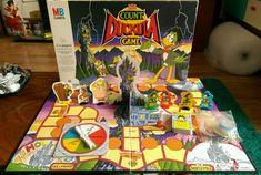 Risultati immagini per Count Duckula boardgame