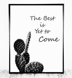 The Best Is Yet To Come Sign Graduation Gift by CristylClear