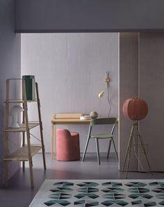 Living - Styling by Alessandra Salaris - Foto Beppe Brancato Gray Interior, Interior Exterior, Interior Styling, Interior Architecture, Interior Decorating, Living Styles, Interior Design Inspiration, Decoration, Colorful Interiors
