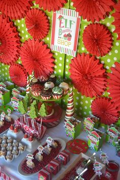 1000 images about holiday jingle bell rock party ideas for Decoration names for christmas