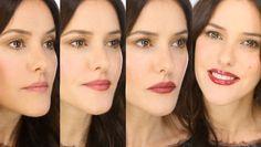 How to wear lipstick skin makeup artists 21 Trendy ideas Makeup Videos, Makeup Tips, Tom Ford Black Orchid, Beauty Tutorials, Makeup Tutorials, Sewing Tutorials, Lisa Eldridge, Dark Lipstick, Wine Lipstick