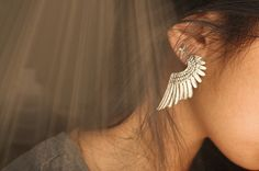 There's no getting around it, these earrings are amazing.