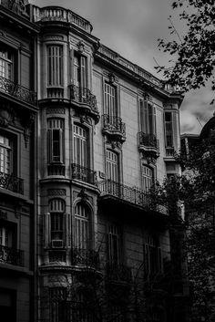 https://flic.kr/p/GGvN1K | Old House Facade - By F. Riesemberg