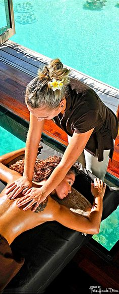 ISpecial Spa Treatment at the InterContinental Bora Bora Resort & Thalasso Spa — Très Haute Diva