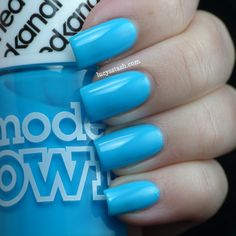Lucy's Stash: Models Own Ballearic Cool - Review and swatches