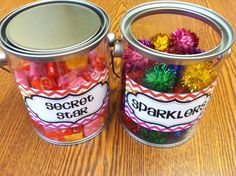 classroom management - secret star for the hallway and sparklers for table group incentives