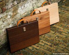 Woodcase Apple Macbook pro - Producten - Projecten - Studio Jasper Interieurontwerp & Meubelmakerij