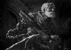 The Dungeons Are Calling — Plague Doctor and Bounty Hunter in Darkest...