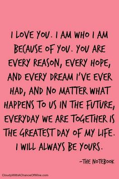 Wedding Quotes : QUOTATION – Image : As the quote says – Description 10 Totally Heartwarming Quotes to Incorporate In Your Wedding Vows. Best Love Quotes, Amazing Quotes, Cute Quotes, Favorite Quotes, Lesbian Love Quotes, Movie Love Quotes, Romantic Movie Quotes, Romantic Poems, Film Quotes