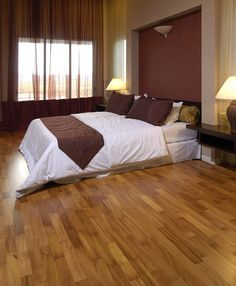 BKB Engineered Wood Flooring ~ Exotic Collection ~ Doussie Regal Classic Design ~