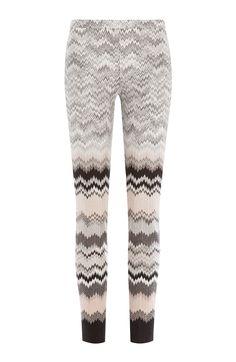 62b771f4a77f Straight-Leg-Pants aus Zickzack-Strick detail 0 Spitze Pumps,  Rollkragenpullover,