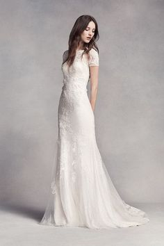 OLD-White by Vera Wang Gowns, Wedding Dress Photos by White by Vera Wang - Image 13 of 17 - WeddingWire Mobile