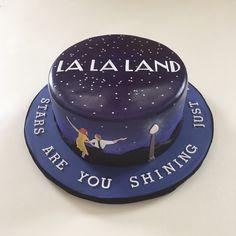 La La Land Cake #oscars #cake #lalaland